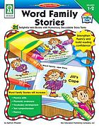 Word family stories