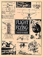 Flight and flying : a chronology