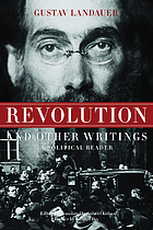 Revolution and other writings : a political reader