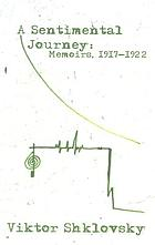 A sentimental journey; memoirs, 1917-1922