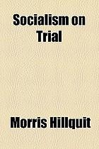 Socialism on trial