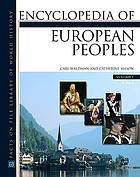 Encyclopedia of European peoples