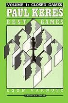 Paul Keres' best games