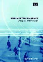 Schumpeter's market : enterprise and evolution
