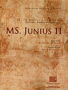 The Junius manuscript