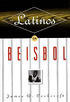 Latinos in béisbol