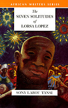 The seven solitudes of Lorsa Lopez