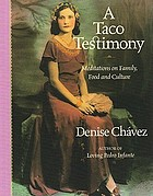 A taco testimony : meditations on family, food and culture
