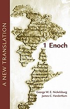 1 Enoch : the Hermeneia translation