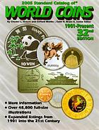 2005 standard catalog of world coins : 1901-Present