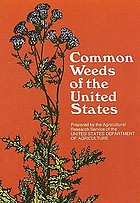 Common weeds of the United States