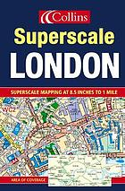 Collins superscale London atlas