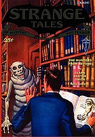 Strange tales of mystery and terror