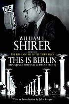 This is Berlin : a narrative history: 1938-40