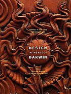 Design in the age of Darwin : from William Morris to Frank Lloyd Wright