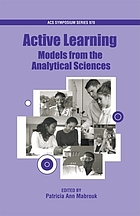 Active learning : models from the analytical sciences