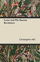 Lenin and the Russian Revolution