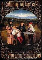 Hieronymus Bosch : new insights into his life and work