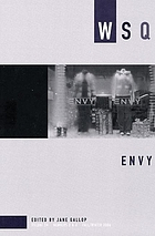 Envy : Women's Studies Quarterly Fall/ Winter 2006