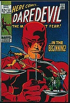 Essential. Vol. 3, Daredevil : the man without fear