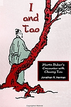 I and Dao Martin Buber's encounter with Chuang Tzu