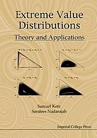 Extreme value distributions : theory and applications