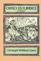 Orfeo ed EuridiceOrpheus : an opera in three acts