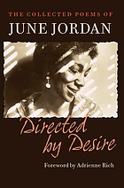 Directed by desire : the collected poems of June Jordan
