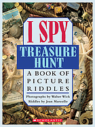 I spy treasure hunt : a book of picture riddles