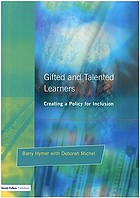 Gifted & talented learners : creating a policy for inclusion