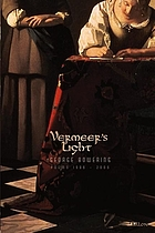 Vermeer's light : poems, 1996-2006