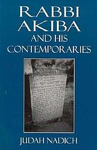 Rabbi Akiba and his contemporaries