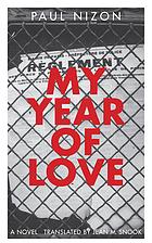 Das Jahr der Liebe : Roman