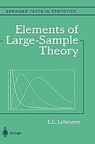 Elements of large-sample theory
