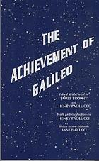 The achievement of Galileo