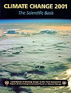 Climate change 2001 : the scientific basis