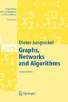 Graphs, networks, and algorithms