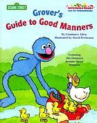 Grover's guide to good manners