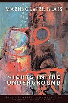 Les nuits de l'underground : roman