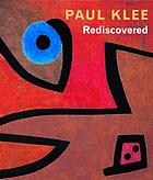 Paul Klee rediscovered : works from the Bürgi collection