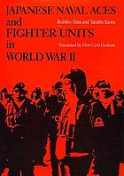 Japanese naval aces and fighter units in World War II
