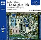 The knyghtes tale : in Middle English