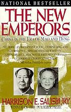 The new emperors : China in the era of Mao and Deng
