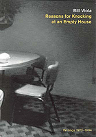 Reasons for knocking at an empty house : writings 1973-1994
