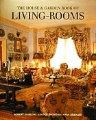 The House & garden book of living rooms