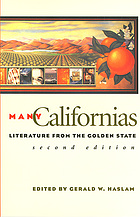 Many Californias : literature from the Golden State