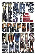 Year's best graphic novels, comics & manga : from Blankets to Demo to Blacksad