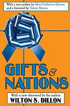 Gifts and nations : the obligation to give, receive and repay