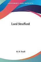 Lord Strafford