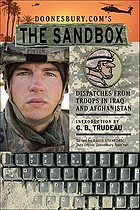Doonesbury.com's The sandbox : dispatches from troops in Iraq and Afghanistan